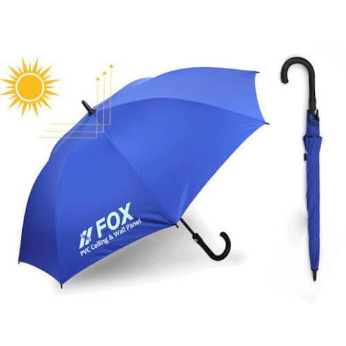 Singapore Custom Corporate Umbrella with logo printing