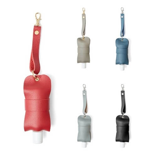 Singapore Wholesaler Hand Sanitizer Keychain Holder