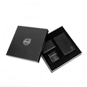 custom leather gift set singapore supplier