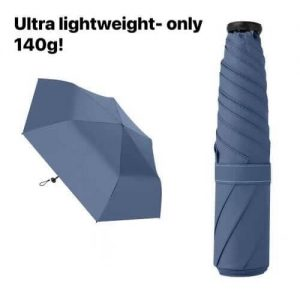 Ultra Lightweight Pencil Umbrella with Custom Logo Print