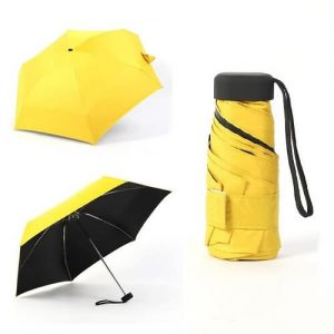 custom foldable umbrella printing