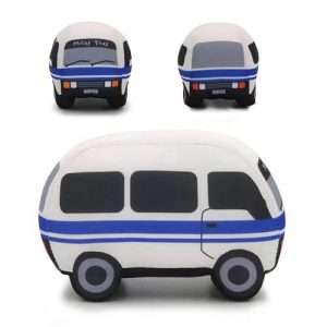 Singapore Custom Logo Print Vehicle Soft Toy