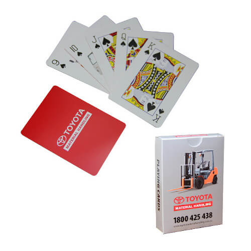 Custom Playing Cards Poker Cards Singapore
