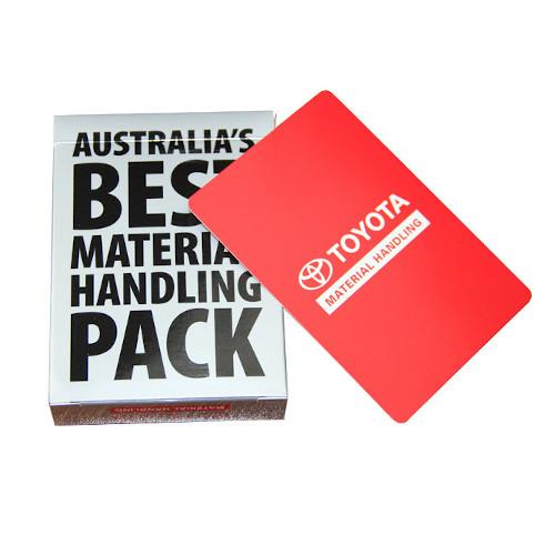 Custom Playing Cards Singapore