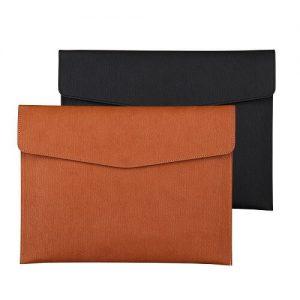 Emmet PU Leather File Folder