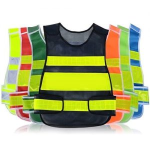 Reflective safety vest singapore
