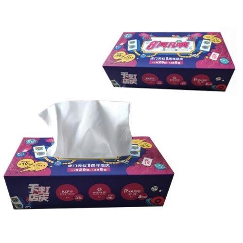 Custom Tissue Paper Box Singapore