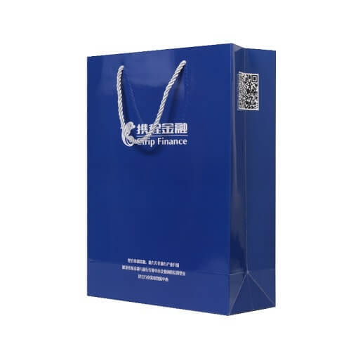 Customised Paper Bag Singapore