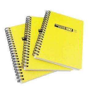 Jamin Custom Wire-O Coil Notebook