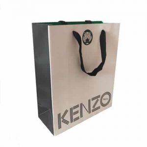 Zaran Customised Shopping Paper Bag