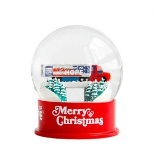 Customised Snow Globe Singapore