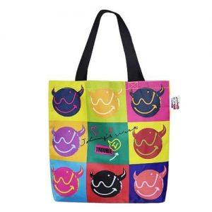 customised tote bag printing
