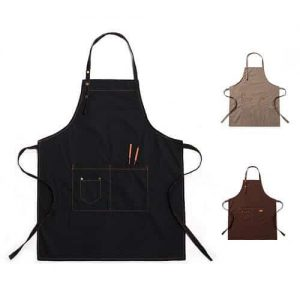 Customised Canvas Apron Singapore