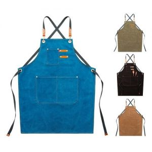 Custom Denim Apron Singapore