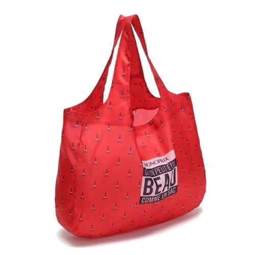 customised foldable bag