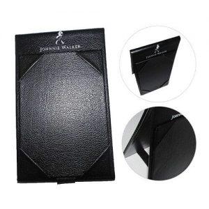 Nori Custom PU Leather Menu Stand