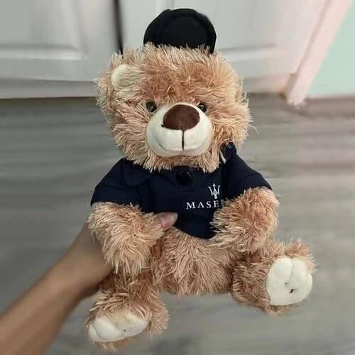 customised teddy bear Singapore