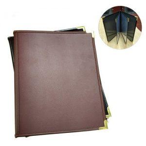 Customised Menu Folder