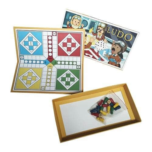 Custom Aeroplane Board Game