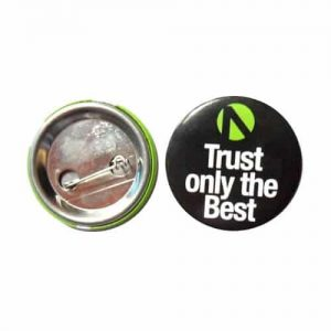 Custom Button Badge