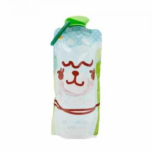 Uha Collapsible Water Bottle With Carabiner