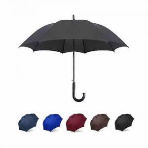 custom corporate umbrella printing