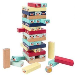Custom Jenga Blocks