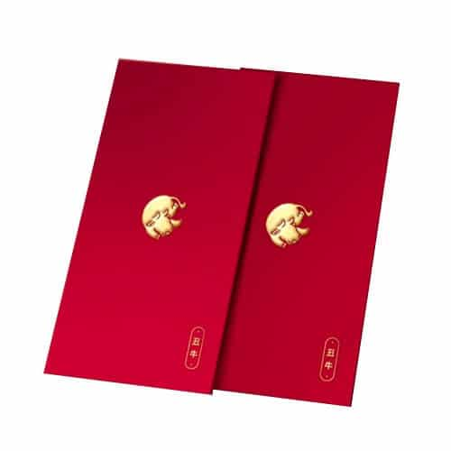 customised red packet singapore