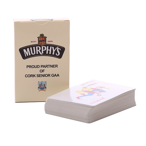 Branded poker cards Printing