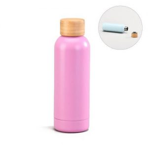 Timber Stainless Steel Thermal Flask