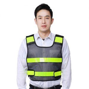 customised safety vest printing