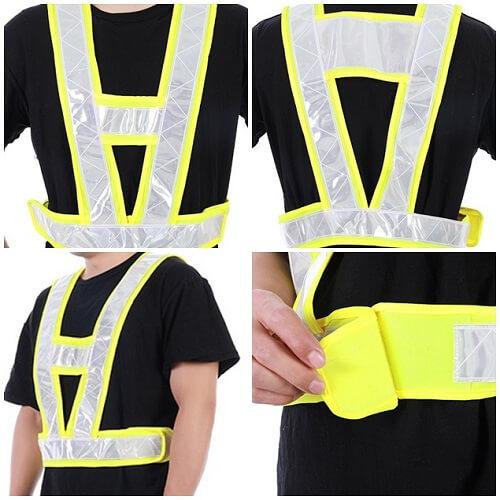 safety vest printing