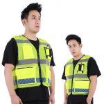 corporate safety vest