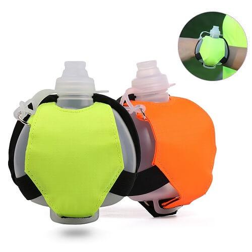 custom wrist water bottle