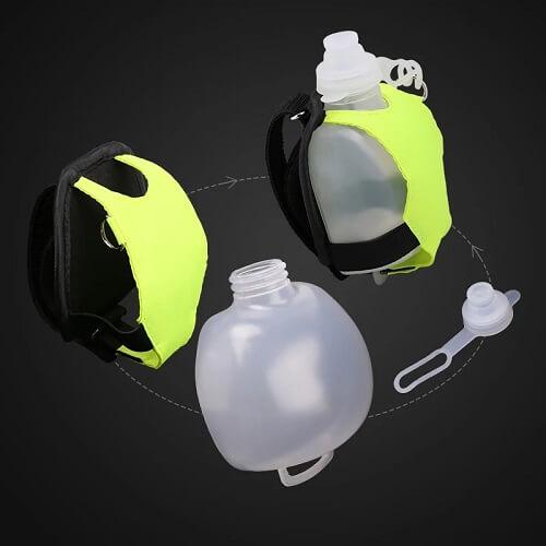 customised wrist water bottle