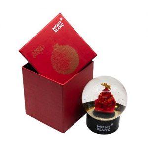 Friso Christmas Themed Snow Globe