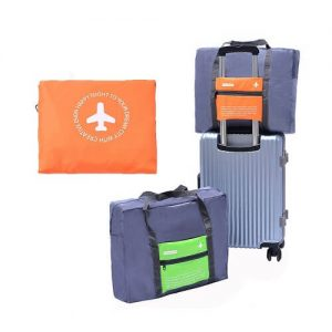 Haris Foldable Duffel Bag