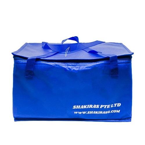 printed cooler bag