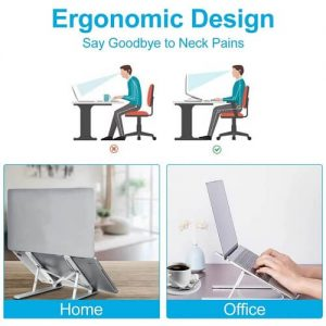 Giano Adjustable Laptop Holder