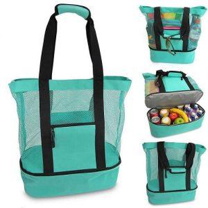Den Beach Cooler Shopping Bag