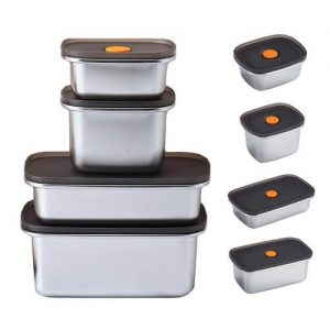 Saam Stainless Steel Lunch Box
