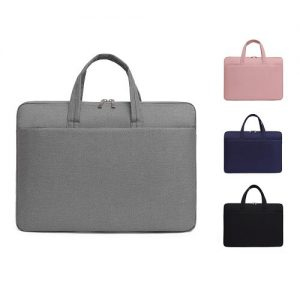 Haroon Oxford Laptop Bag With Handle